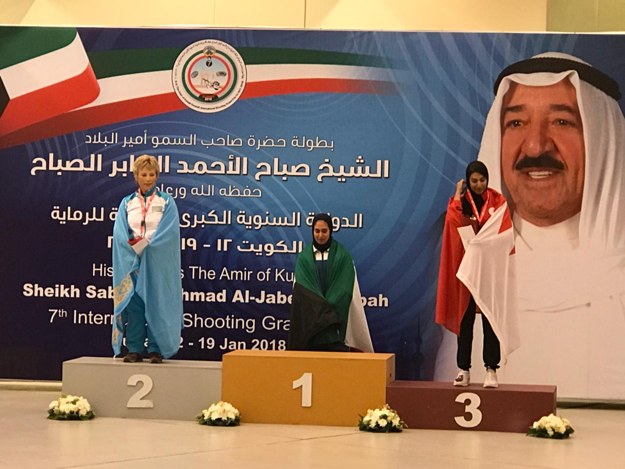 """H. H. The Amir of Kuwait Seventh International Shooting Grand  Prix"""