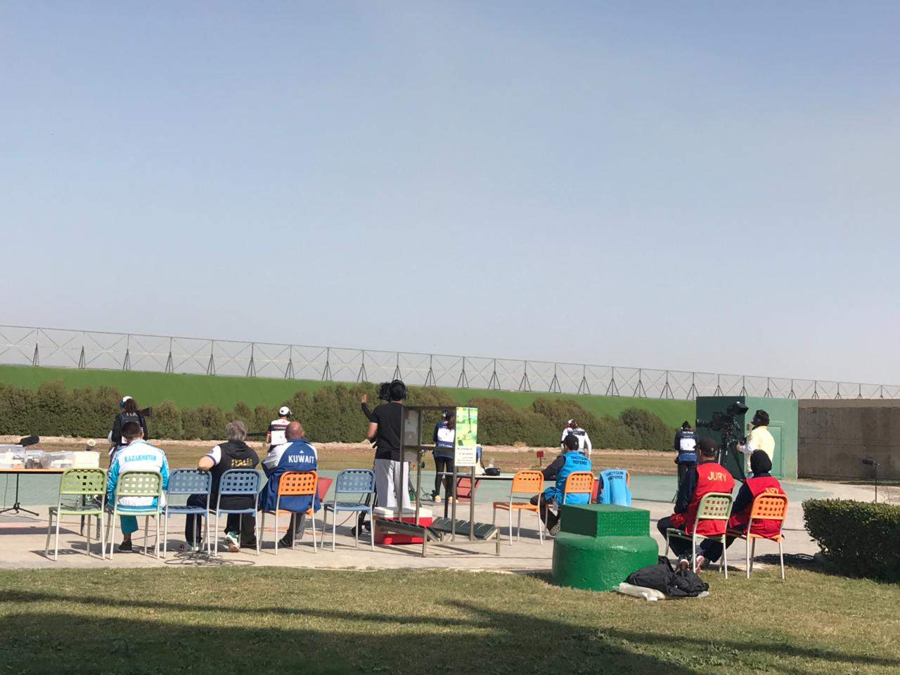 H. H. The Amir of Kuwait Seventh International Shooting Grand  Prix